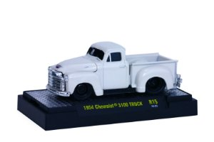 1954 Chevrolet 3100 Truck 1/64 M2 Machines 82161 Release 15 Ground Pounders M2M82161-15H