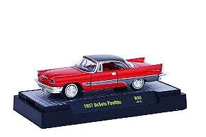 1957 DESOTO FIREFLITE 1/64 M2 MACHINES 32500 RELEASE 35 AUTO-THENTICS M2M32500-35H