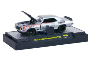 1969 Chevrolet Camaro Ss/Rs 396 1/64 M2 Machines 32500 Release Am05 Auto-Mods M2M32600-Am05
