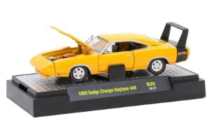 1969 Dodge Charger Daytona 440 1/64 M2 Machines 32600 Release 35 Detroit-Muscle M2M32600-35H