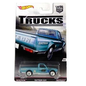 DATSUN 620 1/64 HOT WHEELS TRUCKS HOTDJF92-L5104LB
