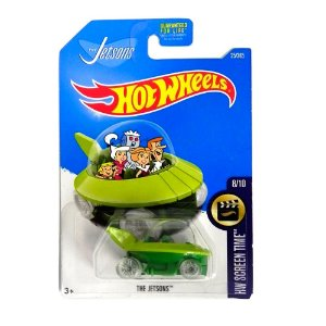 THE JETSONS 1/64 HOT WHEELS HW SCREEN TIME HOTDTX36-D9B0C