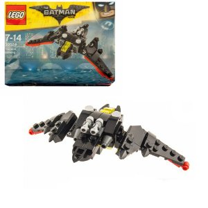 LEGO THE BATMAN MOVIE THE MINI BATWING 80 PEÇAS LEGO30524