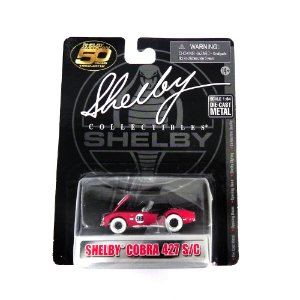 SHEBLY COBRA 427 S/C 1/64 SHELBY COLLECTIBLES