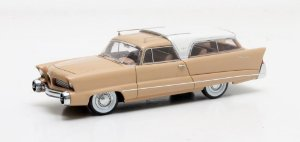 1956 CHRYSLER PLAINSMAN CONCEPT 1/43 MATRIX MX50303-041