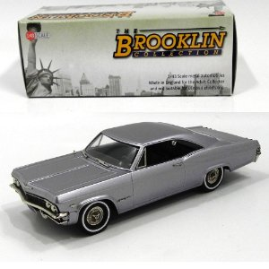 1965 CHEVROLET IMPALA 1/43 BROOKLIN MODELS BRK216