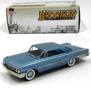 1961 Ford Galaxie Starliner 1/43 Brooklin Models Brk203