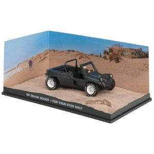 Gp Beach Buggy For Your Eyes Only 007 Somente Para Seus Olhos 1/43 Ixo