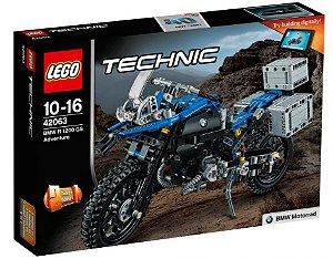 LEGO TECHNIC MOTO BMW R 1200 GS ADVENTURE LEGO 42063