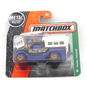 Travel Trecker 1/64 Matchbox Matchdmg59-Cd10