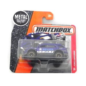FORD EXPLORER 1/64 MATCHBOX MATCHDMG99-CD10