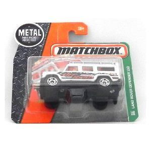 LAND ROVER DEFENDER 110 1/64 MATCHBOX MATCHDMG86-CD10