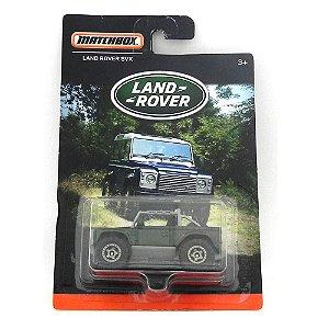 LAND ROVER SVX 1/56 MATCHBOX LAND ROVER MATCHDPT03-CD10
