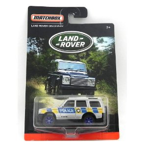 LAND ROVER DISCOVERY 1/60 MATCHBOX LAND ROVER MATCHDPT04-CD10