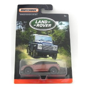2015 RANGE ROVER EVOQUE 1/64 MATCHBOX LAND ROVER MATCHDPT08-CD10