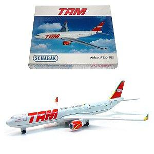 AVIÃO TAM AIR BUS A330-200 1/600 SCHABAK 355 1493 SCHA3551493
