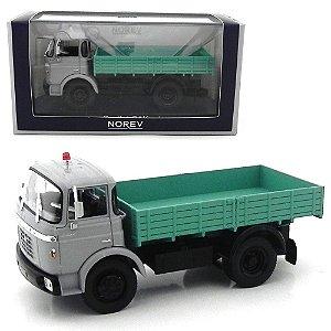 Caminhão 1960 Berliet Gak Benne 1/43 Norev 690000 Nor690000