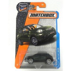 2016 FIAT 500X 1/64 MATCHBOX