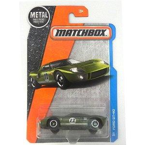 Ford Gt40 1/64 Matchbox