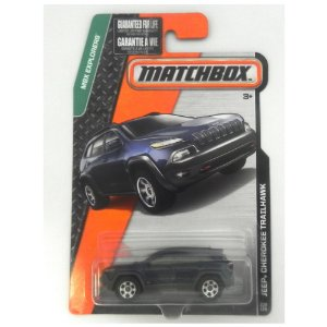 JEEP CHEROKEE TRAILHAWK 1/64 MATCHBOX