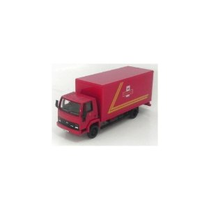Caminhão Ford Cargo Box Van Rhd Royal Mail 1/76 Oxford