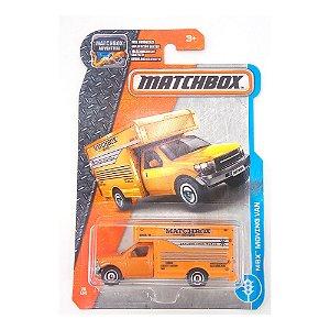 Mbx Moving Van 1/64 Matchbox