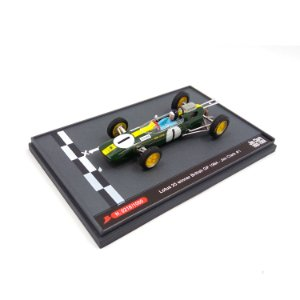 Lotus 25 Winner British GP 1964 Jim Clark 1/43 Brumm
