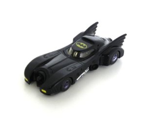 1989 BATMAN BATMOVEL BATMOBILE 1/50 ERTL