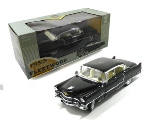 1955 CADILLAC FLEETWOOD SERIES 60 SPECIAL 1/18 GREENLIGHT 12923