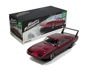 1969 Dodge Charger Daytona Custom Dominic Toretto Fast & Furious 6 Velozes E Furiosos 1/18 Greenlight 19003