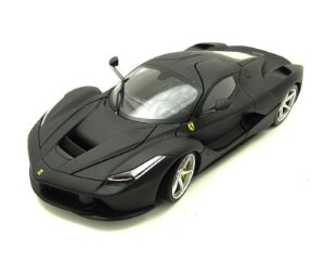2013 Ferrari Laferrari Preto 1/18 Hot Wheels Bly53
