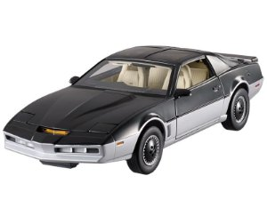 1982 PONTIAC FIREBIRD TRANS AM K.A.R.R. KNIGHT RIDER (SUPER MAQUINA) 1/18 HOT WHEELS ELITE BCT86