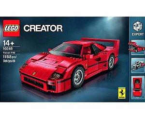 LEGO CREATOR 10248 1158 PEÇAS FERRARI F40