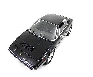1973 FERRARI DINO 308 PRETA ELVIS PRESLEY HOT WHEELS ELITE V7425