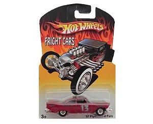 1957 PLYMOUTH FURY FRIGHT CARS 1/64 HOT WHEELS