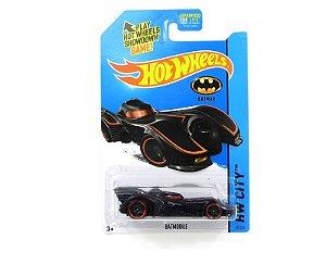 BATMOBILE BATMOVEL BATMAN 1/64 HOT WHEELS HW CITY CFK20-09BOQ