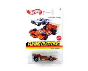 EL REY SPECIAL FLYING CUSTOMS 1/64 HOT WHEELS X8216-0910