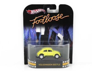 VOLKSWAGEN BEETLE (FUSCA) FOOTLOOSE 1/64 HOT WHEELS HOTX8911-0718