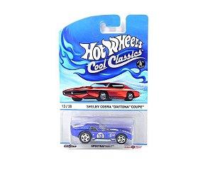 Shelby Cobra Daytona Coupe 1/64 Hot Wheels Cool Classics Y9436