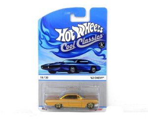 1962 Chevy 1/64 Hot Wheels Cool Classics Y9441