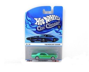 1968 MERCURY COUGAR 1/64 HOT WHEELS COOL CLASSICS Y9448