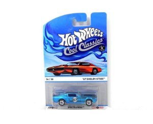 1967 SHELBY GT500 1/64 HOT WHEELS COOL CLASSICS Y9449