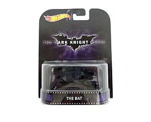 THE BAT BATMAN THE DARK KNIGHT RISES 1/64 HOT WHEELS CFR19-D718