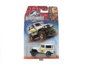 TOYOTA LAND CRUISER 1/64 MATCHBOX JURASSIC WORLD DFT52-0910