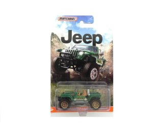 JEEP HURRICANE CONCEPT 1/64 MATCHBOX DJG61-0910