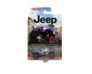 JEEP HURRICANE CONCEPT 1/64 MATCHBOX DJG65-0910