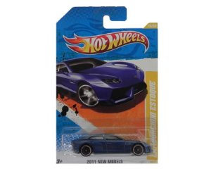 Lamborghini Estoque 1/64 Hot Wheels New Models V5555-09A0C