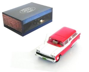 1959 FORD RANCH WAGON 1/43 MOTORHEAD#447