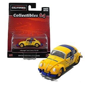 Volkswagen Fusca Classico Telesp 1/64 Greenlight California Collectibles 18018-2