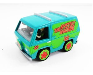 MAQUINA DE MISTÉRIO SCOOBY DOO! THE MYSTERY MACHINE 1/50 HOT WHEELS ELITE ONE BCJ81